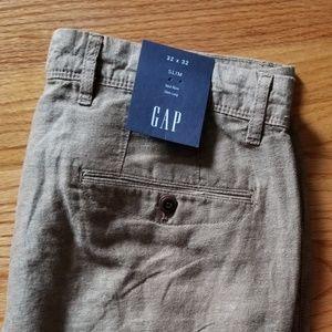 Mens Gap Linen pants
